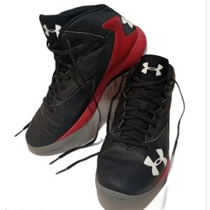 UNDER ARMOR LOCK DOWN BASKETBALL SHOES